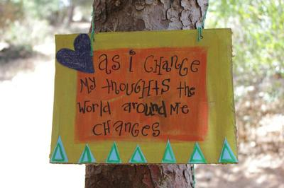 Divergent Thinking Artof4elements - Change your thoughts